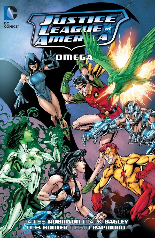 Justice League of America: Omega TP