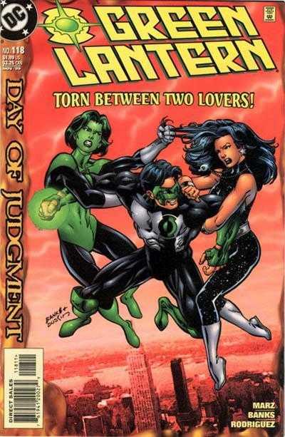 Green Lantern #118