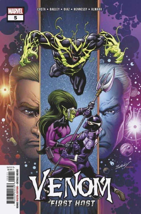 Venom: First Host #5