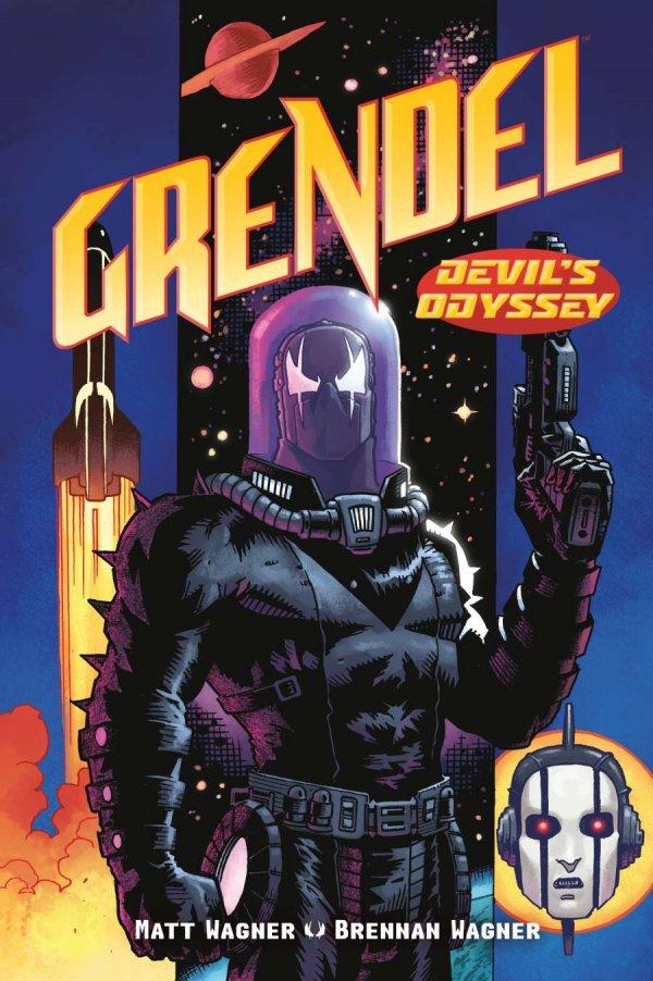 Grendel: Devil's Odyssey HC