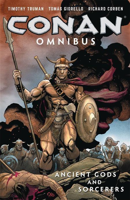 Conan Omnibus Vol. 3: Ancient Gods and Sorcerers TP