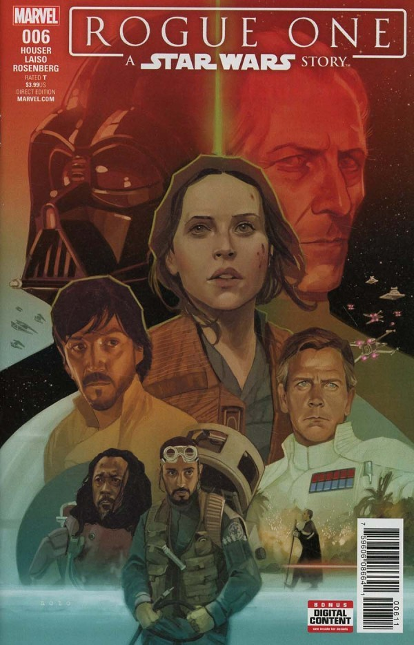 Star Wars: Rogue One #6