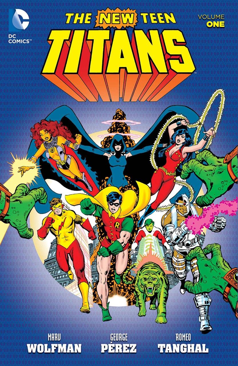 The New Teen Titans Vol. 1 TP