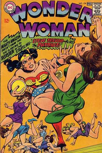 Wonder Woman #174
