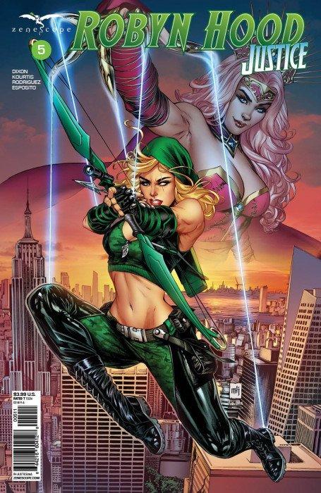 Robyn Hood: Justice #5