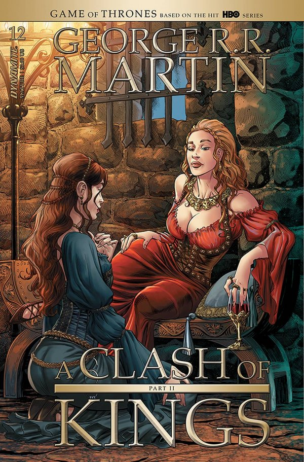 A Game of Thrones: Clash of Kings #12