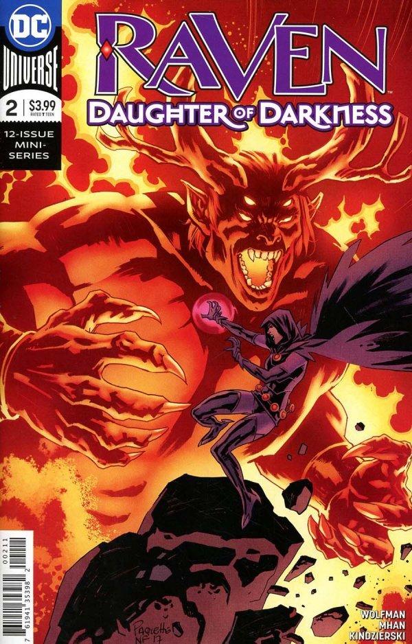 Raven: Daughter of Darkness #2