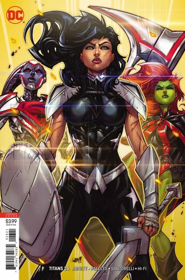 Titans #26