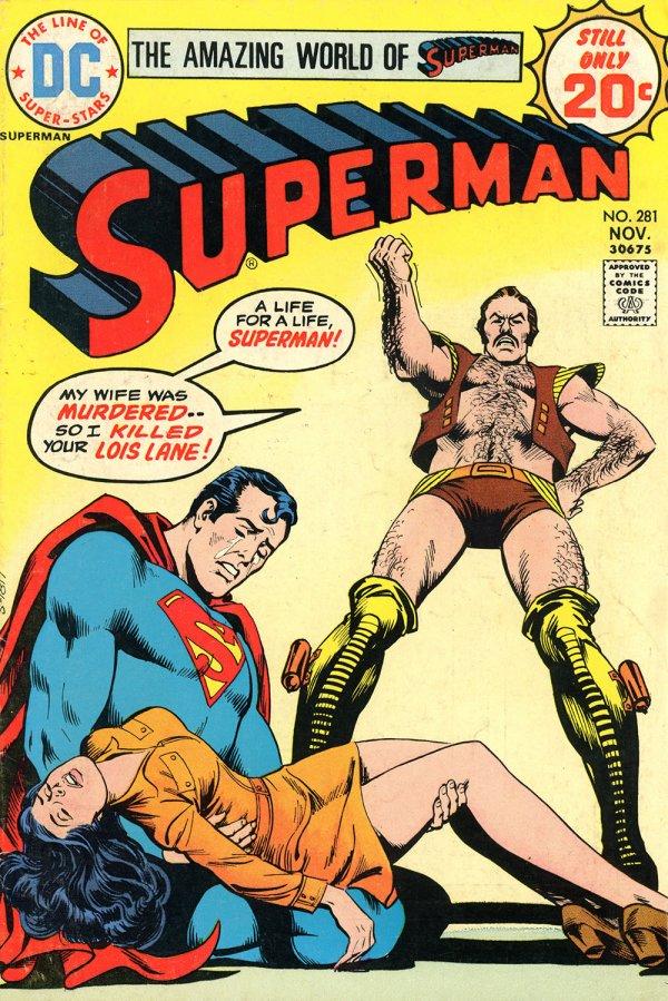 Superman #281
