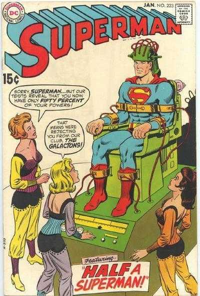 Superman #223