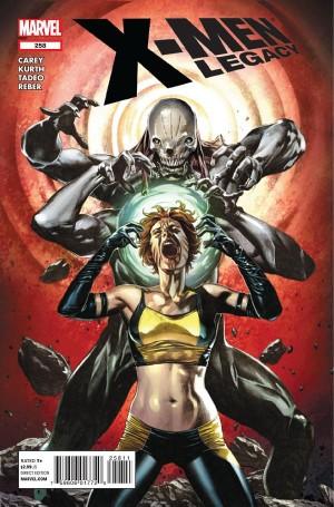 X-Men: Legacy #258