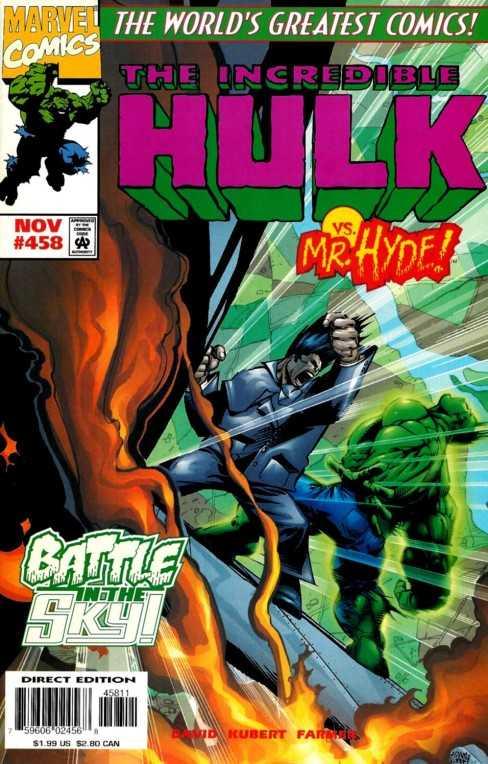 The Incredible Hulk #458
