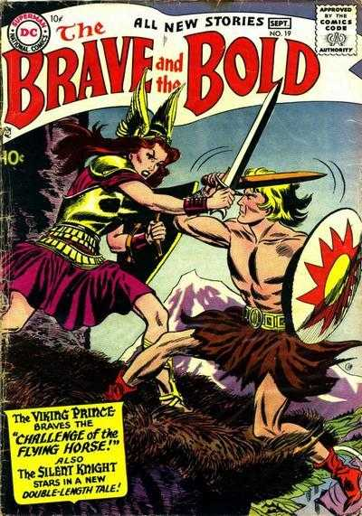 The Brave and the Bold #19