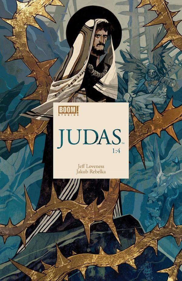 Judas #1