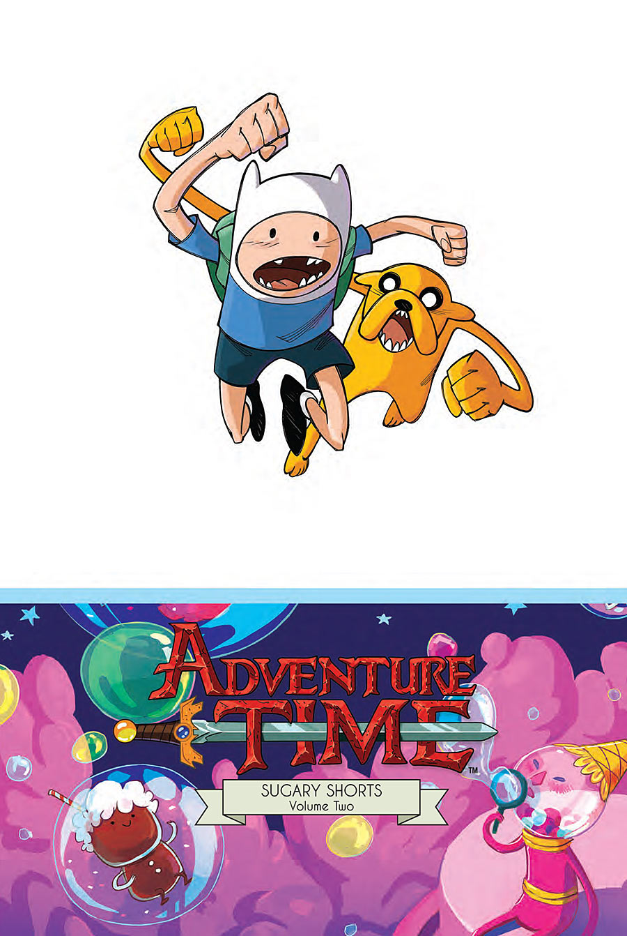 Adventure Time: Sugary Shorts Vol. 2 HC