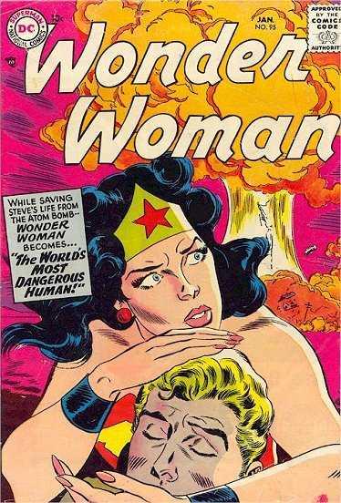 Wonder Woman #95