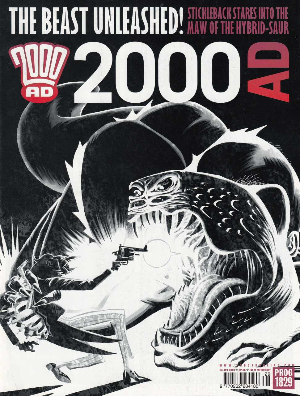 2000 AD #1829