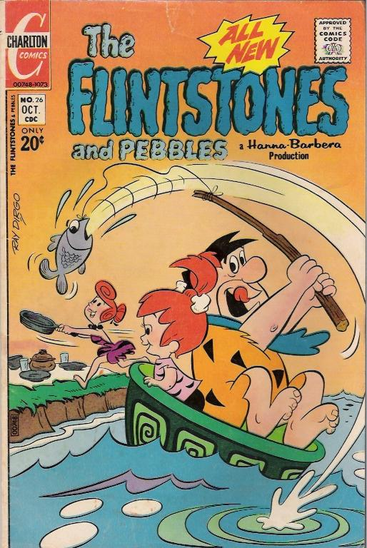 All New The Flintstones and Pebbles #26