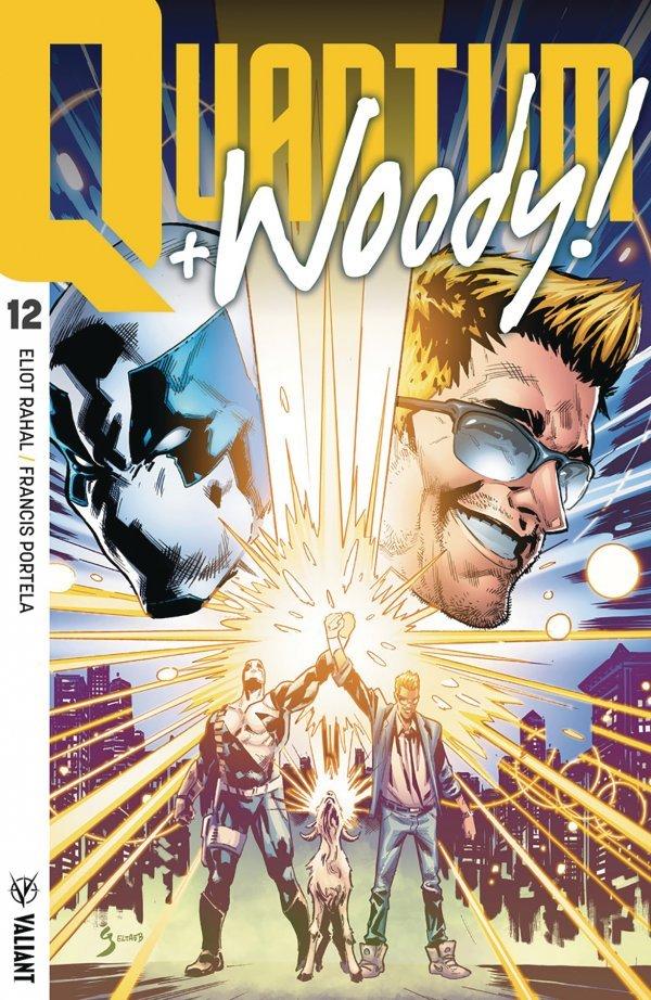Quantum & Woody #12