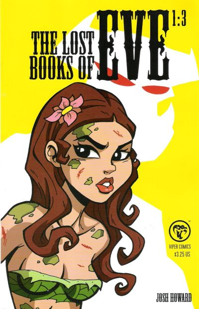 The Lost Books of Eve #3