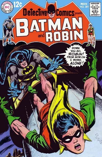 Detective Comics #381