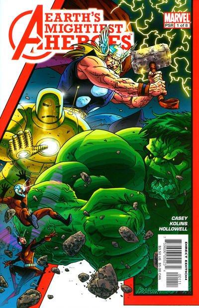 Avengers: Earth's Mightiest Heroes #1