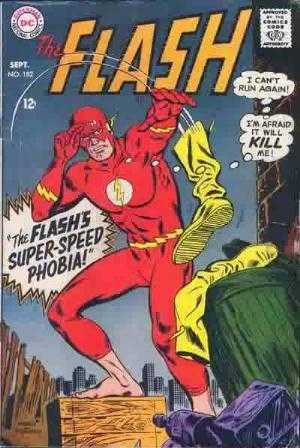 The Flash #182