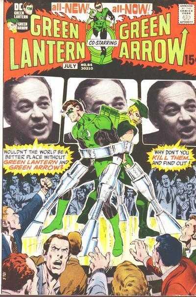 Green Lantern #84