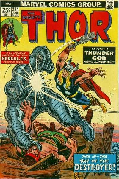 The Mighty Thor #224