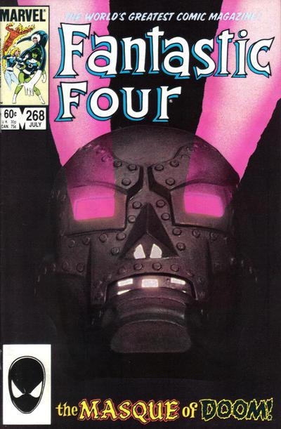 Fantastic Four #268