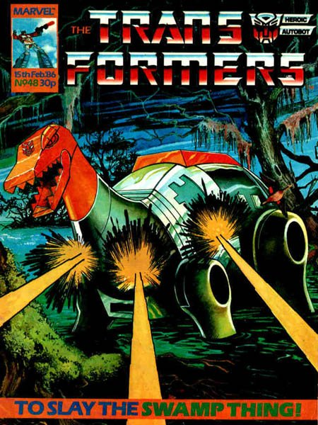 The Transformers #48