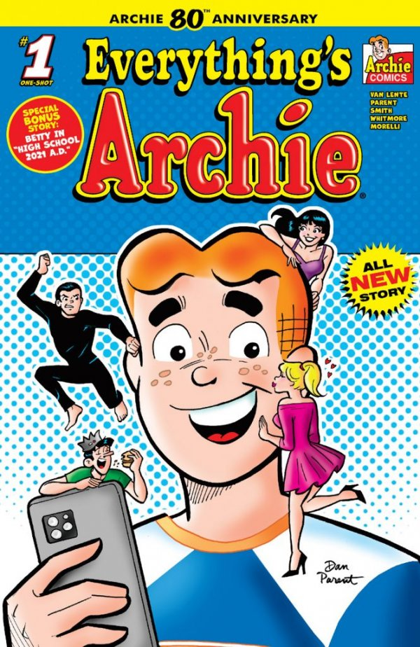 Archie 80th Anniversary: Everything's Archie #1