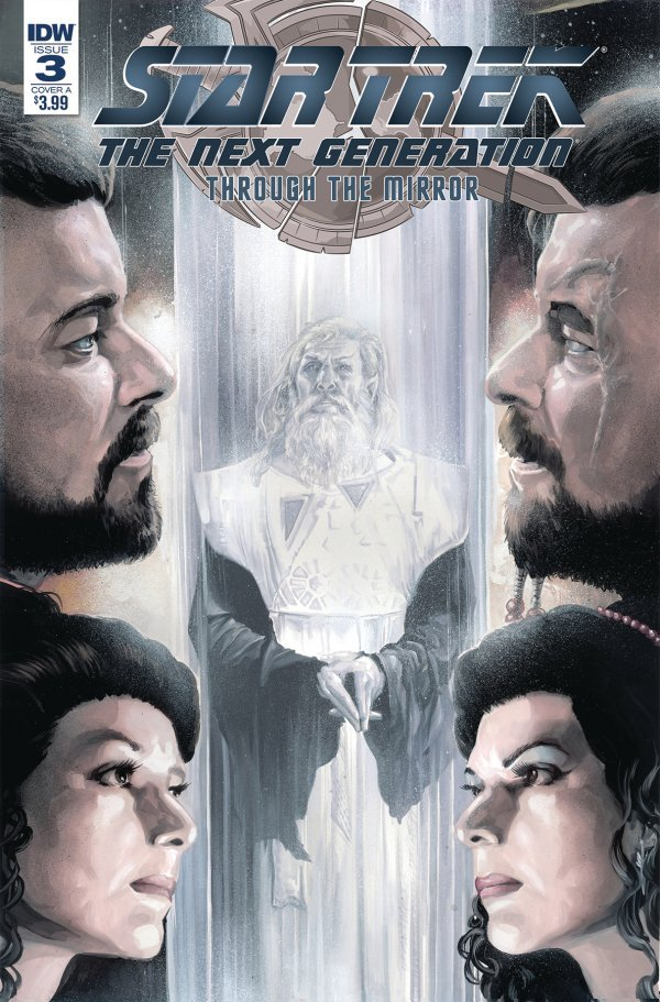 Star Trek: The Next Generation: Through The Mirror #3