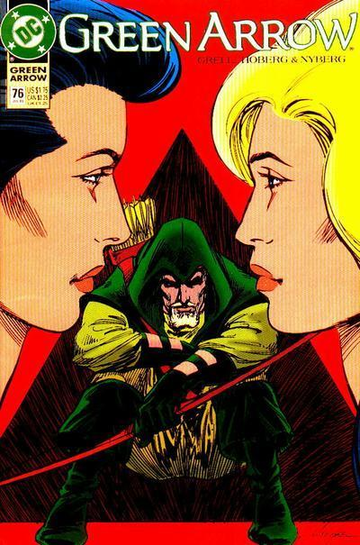 Green Arrow #76