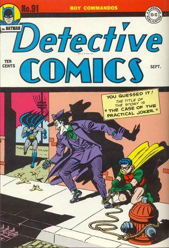 Detective Comics #91