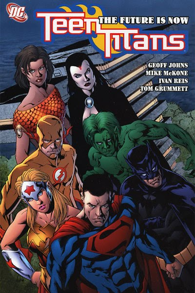 Teen Titans Vol. 4: The Future is Now TP