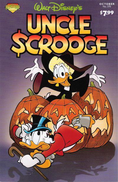 Uncle Scrooge #370