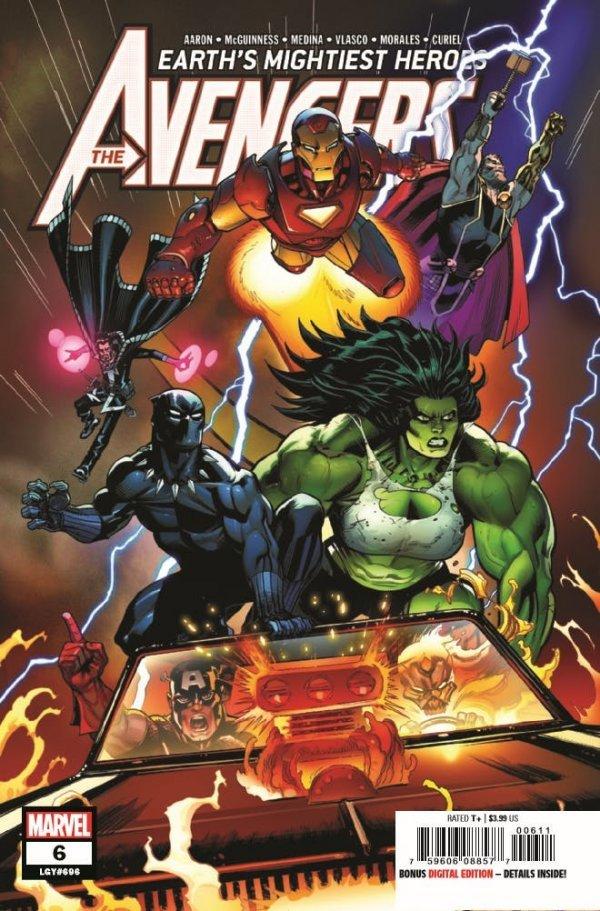 The Avengers #6