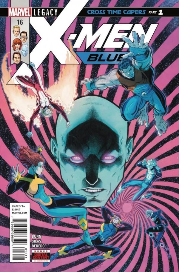 X-Men: Blue #16