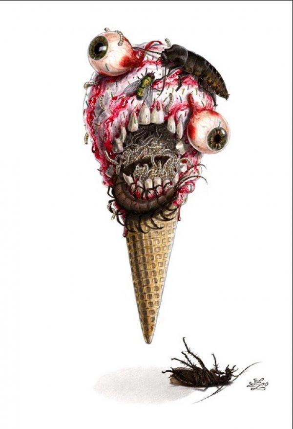 Ice Cream Man #23