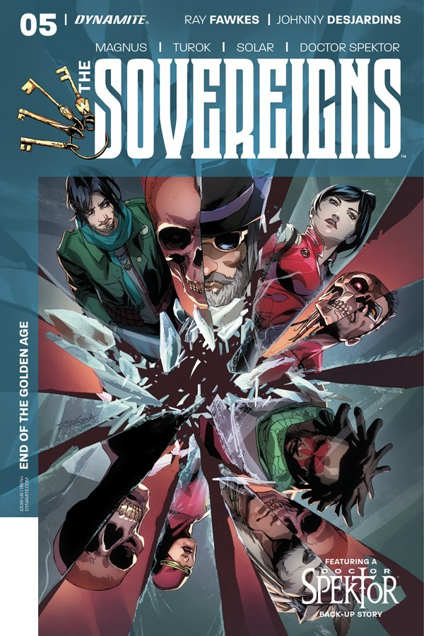 The Sovereigns #5
