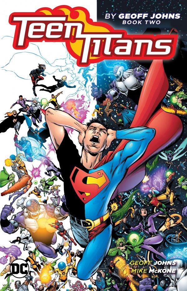 Teen Titans #14 October 2004 DC Comics Johns Grummett