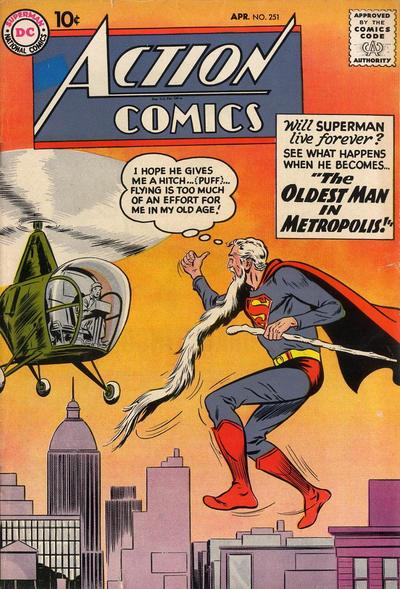 Action Comics #251