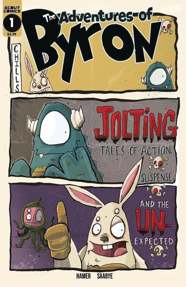 Adventures Of Byron #1