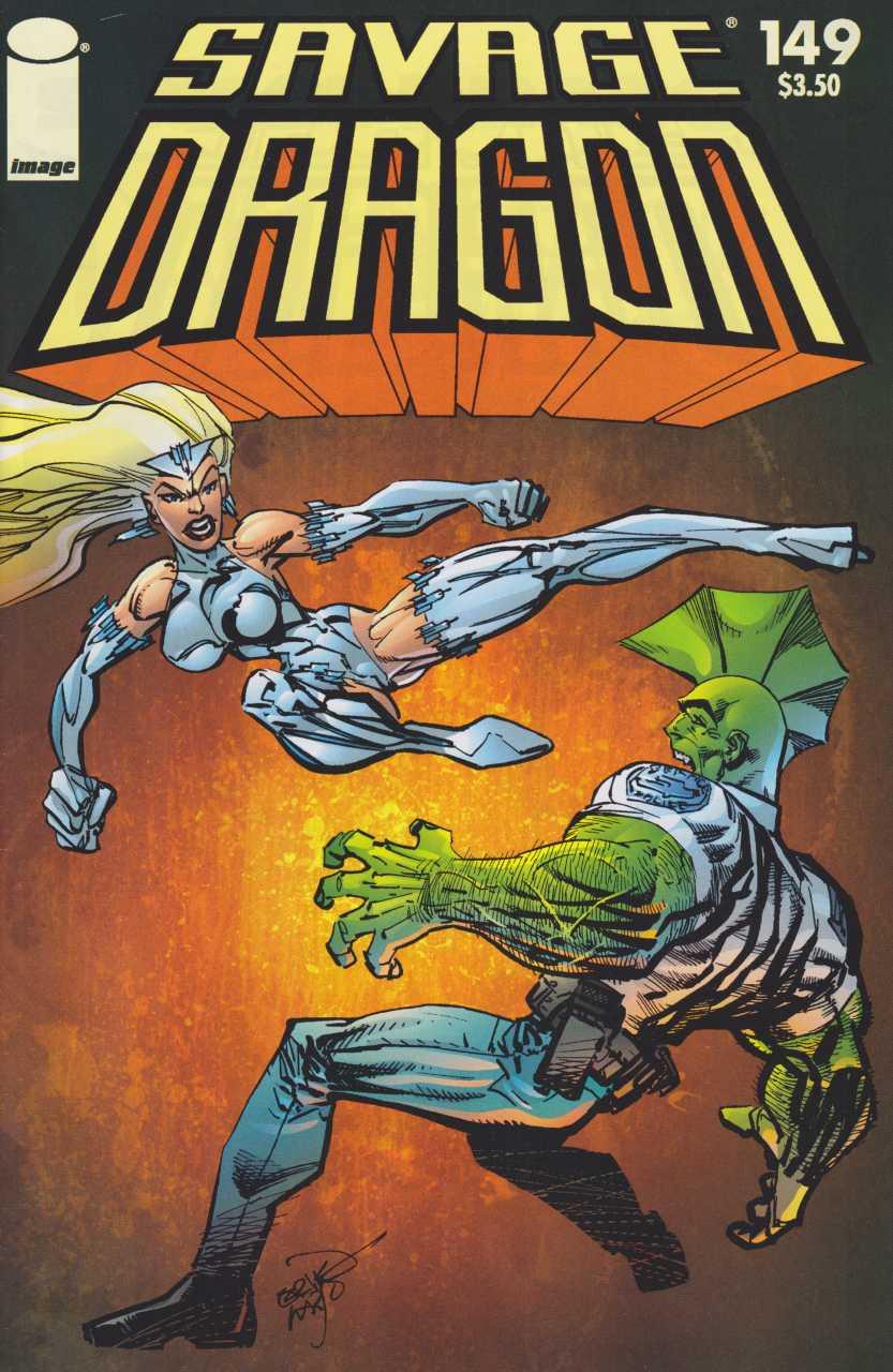 Savage Dragon #149