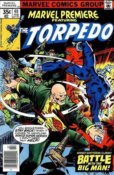 Marvel Premiere #40
