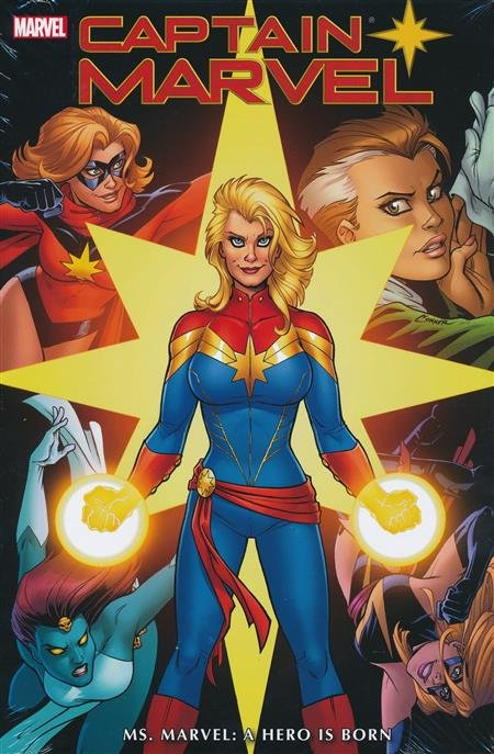 Captain Marvel: Ms. Marvel - A Hero is Born Omnibus HC