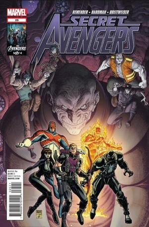 Secret Avengers #25