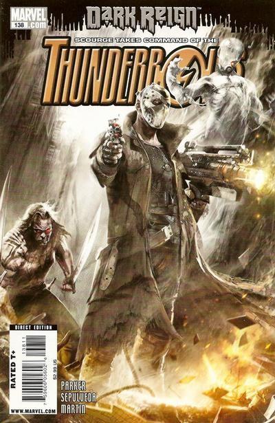 Thunderbolts #138