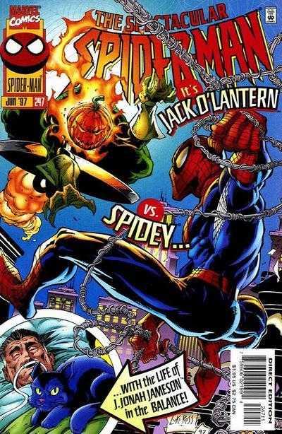Peter Parker, The Spectacular Spider-Man #247